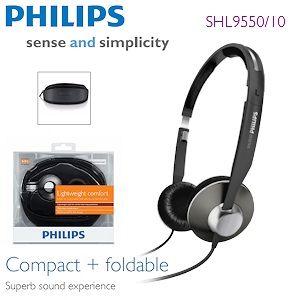 4808 lu hi 1285767000 Philips SHL 9550 Kopfhörer ultraleicht und zusammenfaltbar für 25,90€