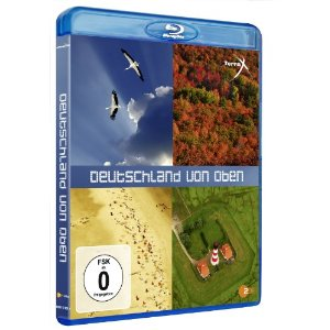 51tydzy2byll. aa300  Deutschland von oben Teil 1 & 2 [Blu ray] für 8,88€ inklusive Versand