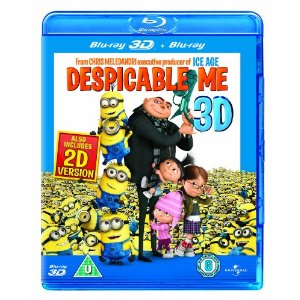 Despicable Me (Blu-ray 3D)[Region Free]