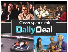 image thumb39 Nur heute: 20€ Gutschein für Dailydeal Neukunden