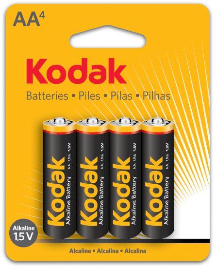 kodakmaxaa2 52 x Kodak Batterien (AA) für 15,99€ incl. Versand