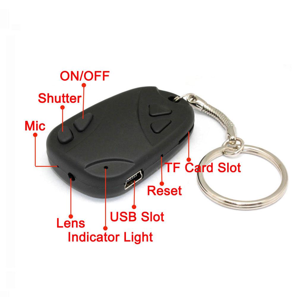 mp10 hx004b1 Schlüsselanhänger Kamera für ~ 8,35€ incl. Versand