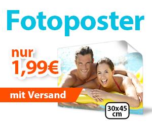 mp banner discount sommer 300x250 Fotoposter (30x45cm) für 1,99 Euro inklusive Versand
