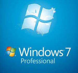 pro Windows 7 Professional 64 Bit OEM Vollversion für 38,25€