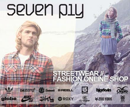 sevenply 1 2 50€ Gutschein für Sevenply.de zum Preis von 20€