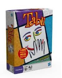 tabu Amazon: 5€ auf Hasbro Spiele, z.B. Tabu für 15,45€ oder Monopoly für 29,95€