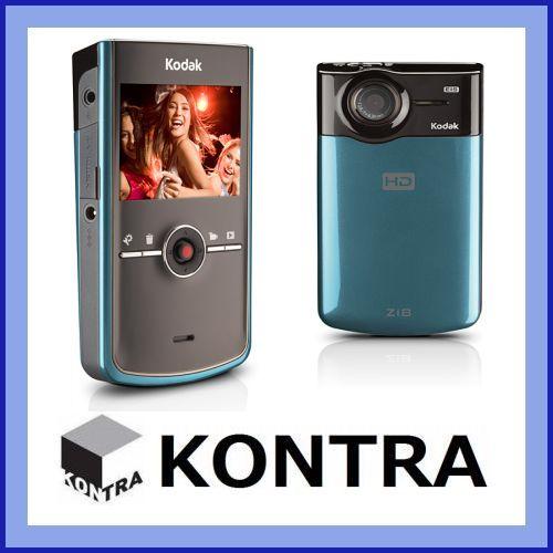 wowzi8galerie KODAK Zi8 HD Pocket Camcorder zum Preis von 99€ incl. Versand
