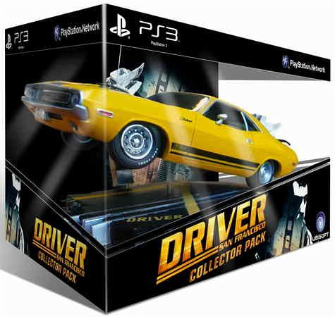 30619388z1 [PS3] Driver   San Francisco   Collectors Edition (inkl. Auto usw.) für 19,99€