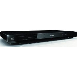 Philips BDP3200 Blu-ray Disc-/DVD-Player (Full HD, Upscaler 1080p, DivX zertifiziert, USB 2.0) schwarz