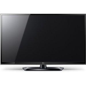 LG 32LM611S 81 cm (32 Zoll) Cinema 3D LED-Backlight-Fernseher, Energieeffizienzklasse A (Full HD, 200Hz MCI, DLNA, DVB-T/C/S2) schwarz