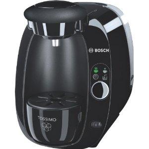 Bosch TAS2002 Tassimo Multi-Getränke-Automat / Glossy Black