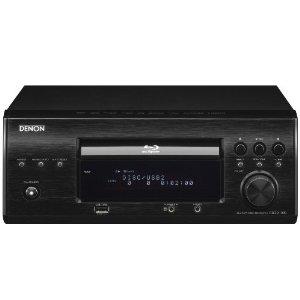 41ogpiliuxl. sl500 aa300  Denon RBD X1000 Blu ray Kompakt Receiver (DVD/CD Player, Dolby Kopfhörer, USB 2.0, 130 Watt) für 399,00€