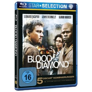 519knwnx0vl. aa300  Blood Diamond [Blu ray] ab 7,06€ inklusive Versand