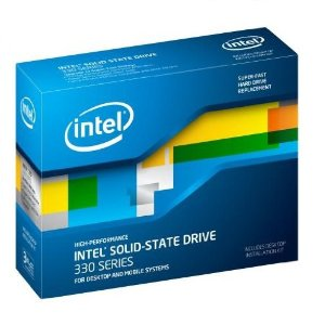 Intel SSDSC2CT120A3K5 SSD 330 Series 120GB SSD-Festplatte (6,4 cm (2,5 Zoll), SATA III)