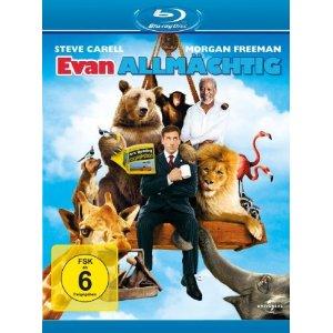 51p6rpdz5ol. sl500 aa300  Evan Allmächtig [Blu ray] für 5,93€ inkl. Versand