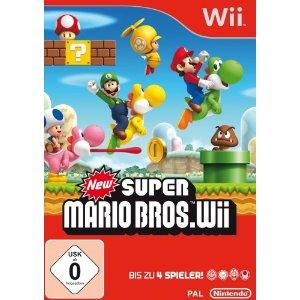 51zo4 zyqol. sl500 aa300  [Wii] New Super Mario Bros. für 26,99€ inklusive Versand