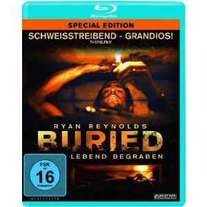 51zookrpyzl. sl500 aa300  Buried   Lebend begraben [Blu ray] für 5,97€