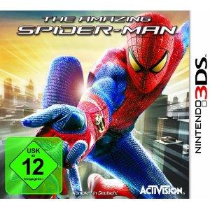 61amz4cqbsl. aa300  The Amazing Spider Man für Wii, Nintendo DS oder 3DS für je 20,97€ inkl. Versand