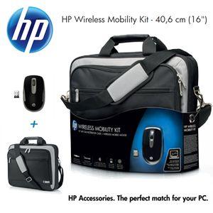 6987 mc hi 1342805640 HP Wireless Mobility Kit (15,6 Zoll Umhängetasche + Maus) für 25,90€