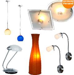 image54 Innenleuchten (Deckenleuchte,Wandlampe,Tischlampe usw.) für 9,99€