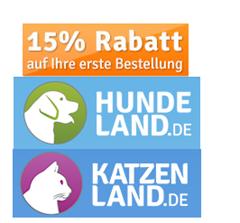image thumb21 Katzenland.de + Hundeland.de: 15% auf Alles für Neukunden