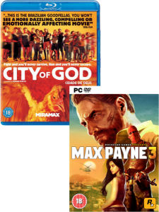 Max Payne 3: Bundle (Includes City Of God on Blu-ray)