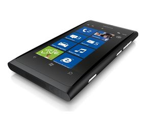 27868417163294 Nokia Lumia 800 Smartphone (9,4 cm (3.7 Zoll) AMOLED Clear Black Touchscreen, Micro SIM only, Windows Phone Mango OS, 8 MP Kamera) ab 219,99€