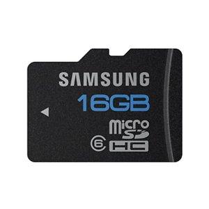 Samsung (MB-MSAGTDQB) microSD Speicherkarte 16GB
