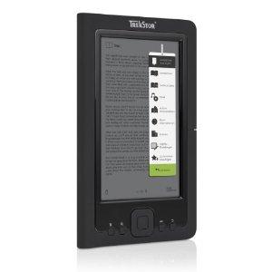 TrekStor eBook Player 5 (12.7 cm (5 Zoll) TFT-Display, 4 GB interner Speicher)