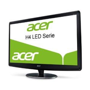 41fcfb0yv4l. aa300  Acer HR274Hbmii 68,1 cm (27 Zoll) 3D LED Monitor (VGA, HDMI, 2ms Reaktionszeit) schwarz inkl. Polarisationsbrille für 249€