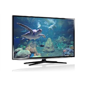 Samsung UE40ES6100 101 cm (40 Zoll) 3D LED-Backlight-Fernseher, Energieeffizienzklasse A (Full-HD, 200Hz CMR, DVB-T/C, Smart TV) schwarz