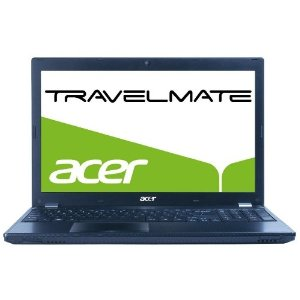 Acer TravelMate 5760-32354G50Mnsk 39,6 cm (15,6 Zoll non Glare) Notebook (Intel Core i3 2350M, 2,3GHz, 4GB RAM, 500GB HDD, Intel HD 3000, DVD, Win 7 HP)