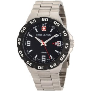 Swiss Military Herren-Uhren Quarz Analog 06-5R1-04-007