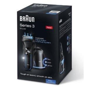 Braun Series 3 - 350cc Herrenrasierer (System)