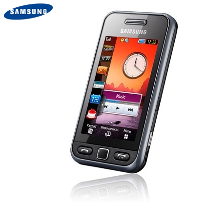 489997 1 Samsung Star S5230 Smartphone (Touchscreen, 3MP Kamera, Video, MP3 Player, Bluetooth) für 43,95€ inklusive Versand
