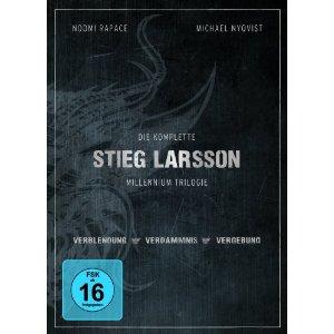 Millennium Trilogie [4 DVDs]