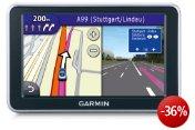 Garmin nüvi 2360LT Navigationssystem (10,9cm (4,3 Zoll) Multitouch Display, Europa, TMC, PhotoReal 3D- Kreuzungsansicht, Sprachsteuerung, Bluetooth, nüRoutes)
