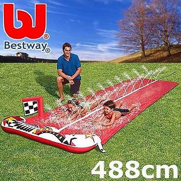 Bestway Kinder Wasserrutschbahn