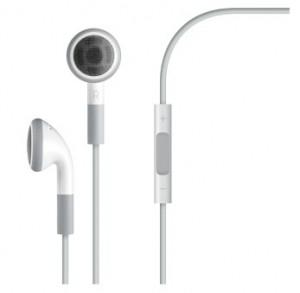 Original Apple Earphones mit Fernbedienung und Mikrofon