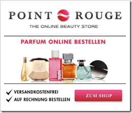 image175 Point Rouge Online Parfümerie: 25€ Gutschein (ab 60€ einlösbar)