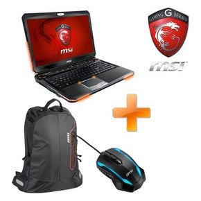 middlemsigt683dx gaming bundle 500 final MSI GT683DX i78GB (i7 2670QM, 8GB RAM, 750GB HDD, GTX 570M) Gaming Notebook + Maus + Rucksack für 949€