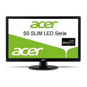 middles220hlbd1 Ab 12Uhr: Acer S220HQLBbd 54,6 cm (21,5 Zoll) Slim LED Monitor (DVI, VGA, 5ms Reaktionszeit) für 99€