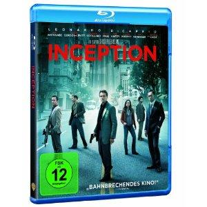 Inception [Blu-ray]