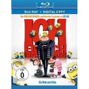 Ich - Einfach unverbesserlich [Blu-ray] + Digital Copy