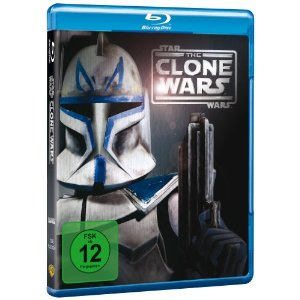 51kqkko0dpl. aa300  Star Wars   The Clone Wars [Blu ray] für 6,25€