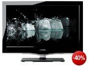 Medion Life  P12079 47 cm (18,5 Zoll) LED-Backlight-Fernseher, Energieeffizienzklasse B  (DVD-Player, HD-Ready, DVB-T) schwarz