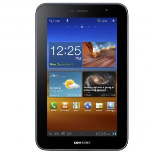 b372640 Samsung Galaxy Tab 7.0 Plus N Wifi only Tablet PC (17,8 cm (7 Zoll) Touchscreen,16GB, 1,2GHz Dual Core Prozessor, 1GB RAM, Android 3.2) für 189,00€