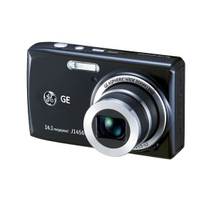 "ge 300x300 General Electric Digitalkamera ""J1456W"" (14 MP,5x opt.Zoom,HD Video) ab €33."