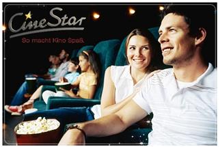 image133 4 Cinestar Kinogutscheine inkl. 4 mal Popcorn für 28 Euro