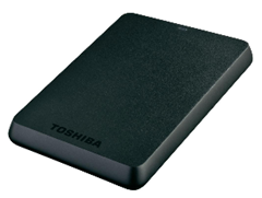 "image80 Toshiba STOR.E BASICS externe 1TB Festplatte (2,5"", USB 3.0) ab 65,01€"